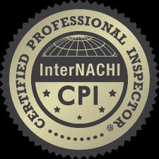 internachi CPI certified